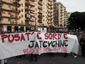 """""""Fornero, a lavorare comincia tu"""" studenti e precari contro il ministro"""