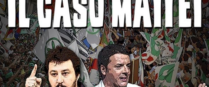 Fotomontaggio dell'Huffington Post Italia