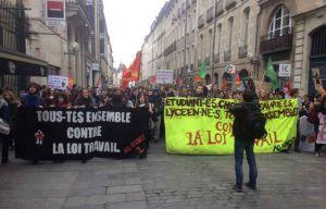 Francia legge sul lavoro