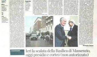 Corriere della Sera su Gabrielli
