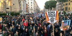 Roma il 19 grosso corteo