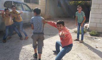 Palestina, bambini