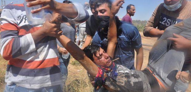 Kobane sotto il fuoco turco, i curdi in una morsa