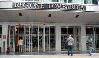 MILANO, 09/10/2012 SEDE REGIONE LOMBARDIA. NELLA FOTO PALAZZO DELLA REGIONE. FOTO SICKI/INFOPHOTO
