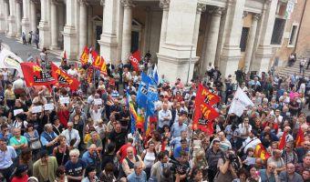 manifestazione-campidoglio-roma