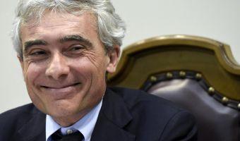 Il presidente dell'INPS Tito Boeri  in una foto foto di archivio .ANSA / LUIGI MISTRULLI
