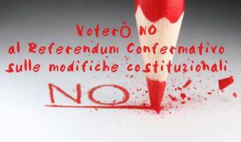 referendum voterò no