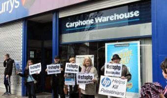 Hewlett Packard boycott