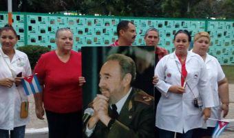 Cuba gente per la strada