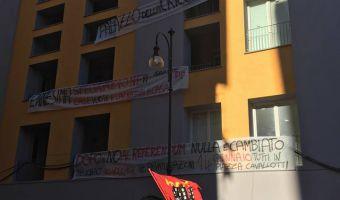 Livorno occupazione palazzone
