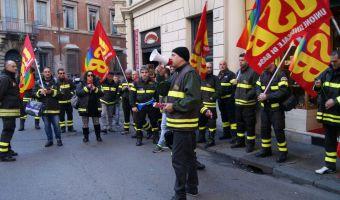 Vigili del fuoco Usb