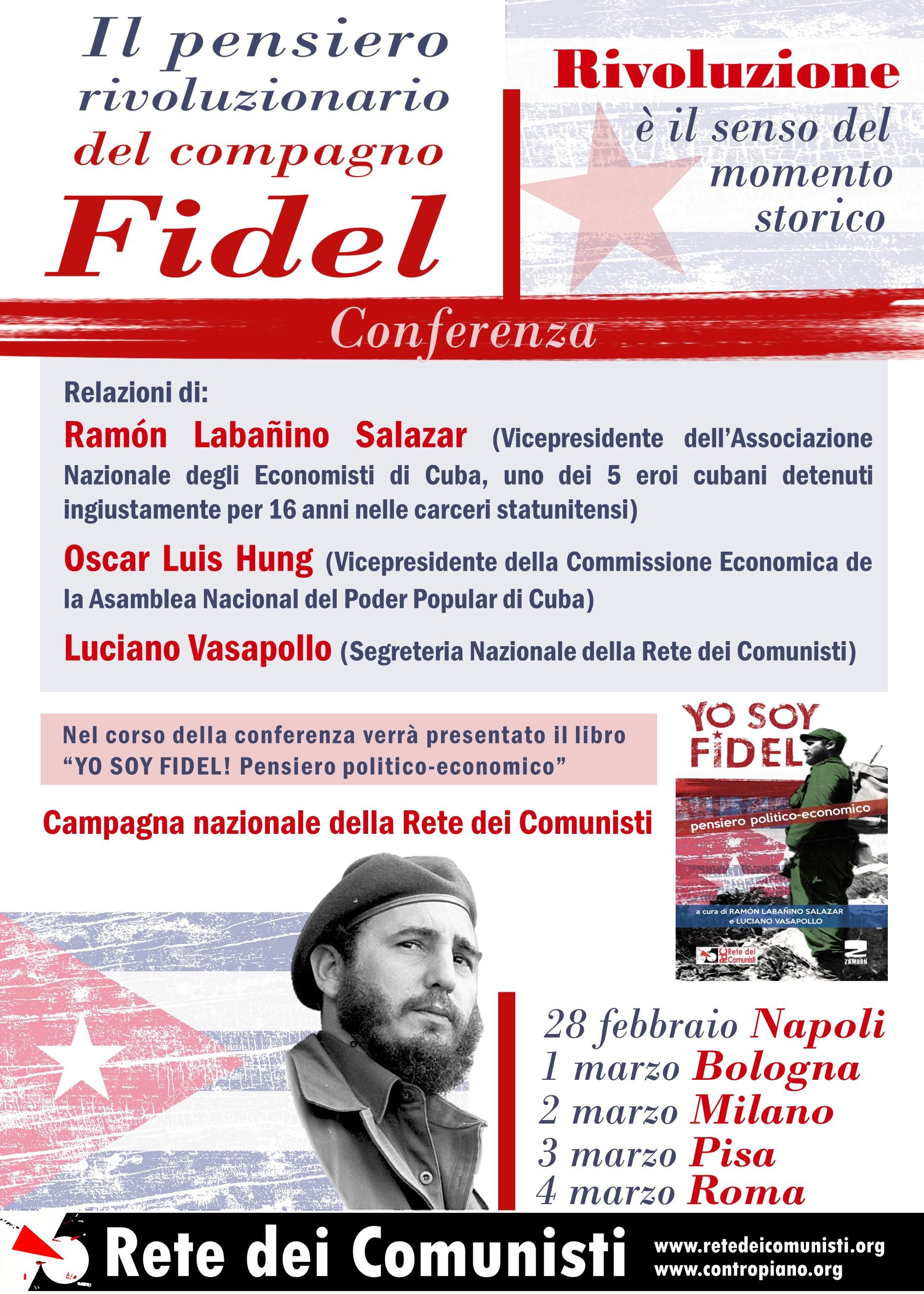 Fidel web nazionale