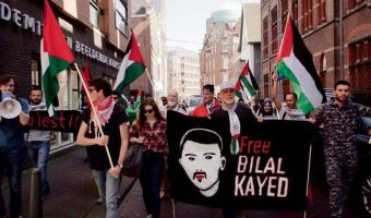 FreeBilalKayedprotestinNY