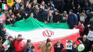 ragazzi iraniani