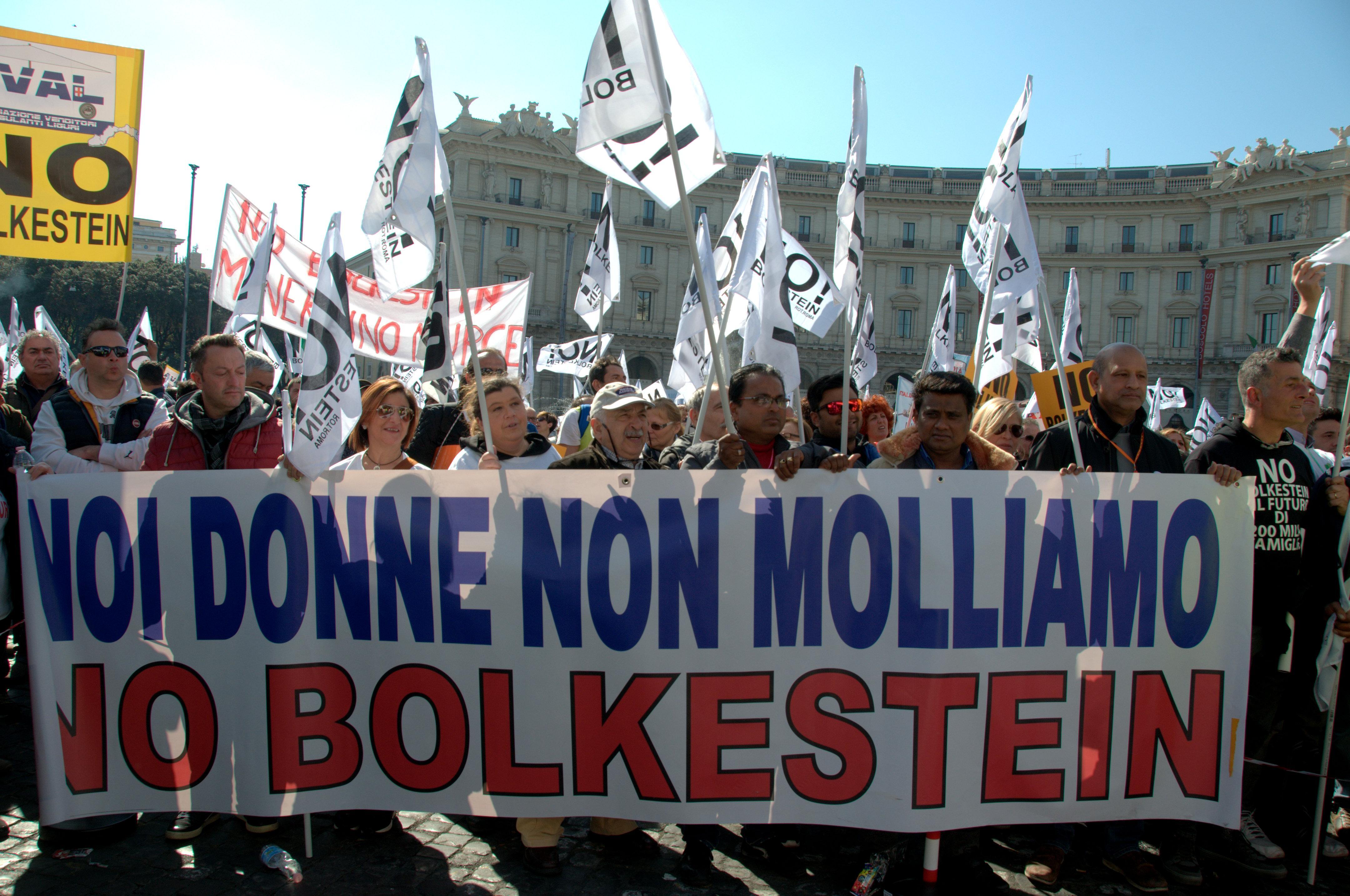 Bolkestein donne