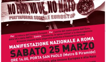 Manifesto 25 marzo