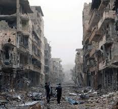 Deir ez zor siria un nome che dovrebbe far vergognare for Citta della siria che da nome a un pino