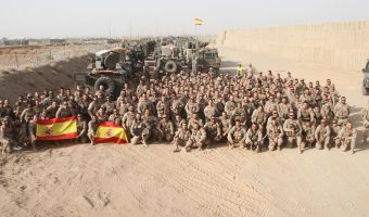 Spagnam truppe