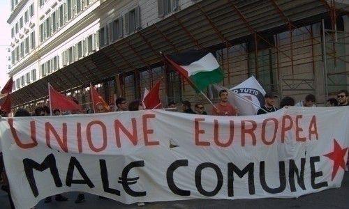 Unione Europea male comune