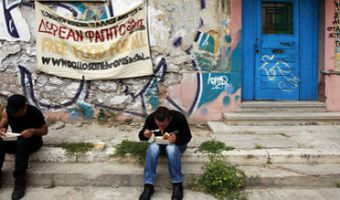 grecia miseria