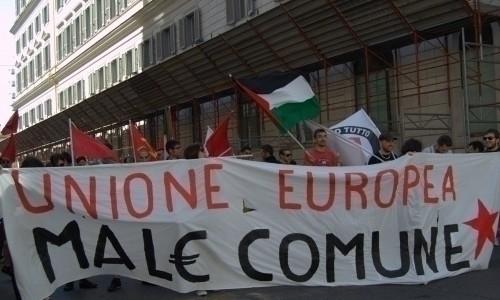 """Risultato immagini per manifestazioni contro l'UE immagini"""""""