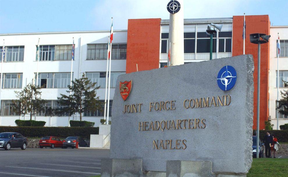 Risultati immagini per BASE NATO LAGO PATRIA