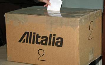 Alitalia referendum