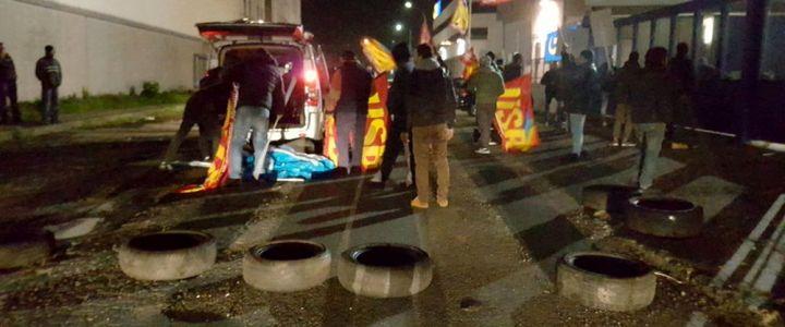 protesta usb camion san giuliano-2