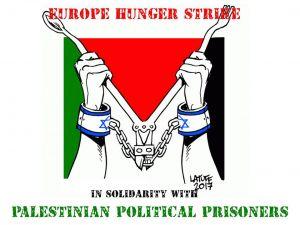 Palestinian hunger strike