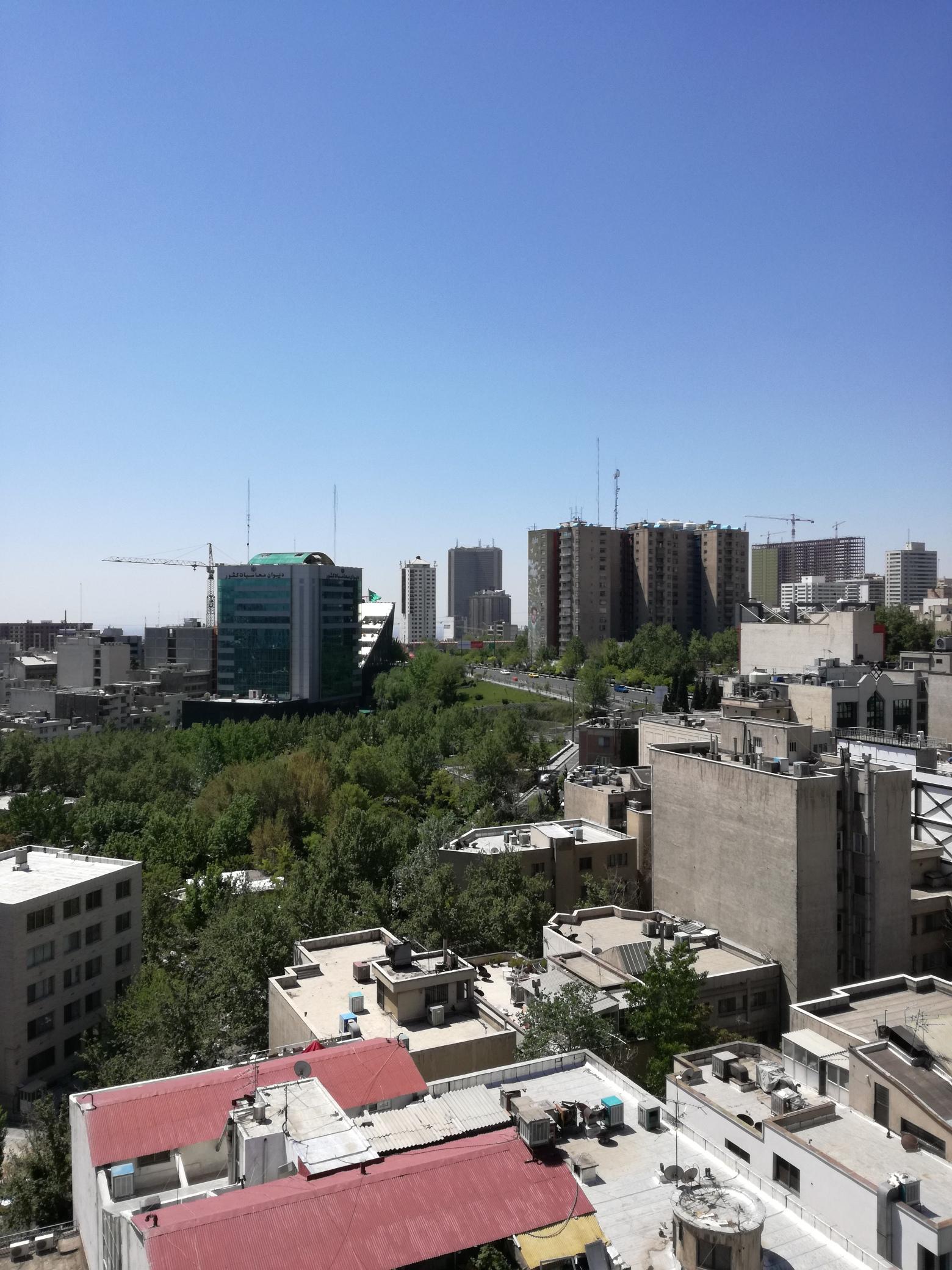 teheran - verso Shemiran