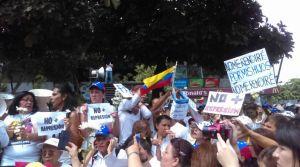 venezuela donne opposizione2