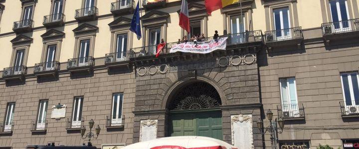 Napoli la difficolt di portare il conflitto al piano di for Planimetrie al piano di sopra