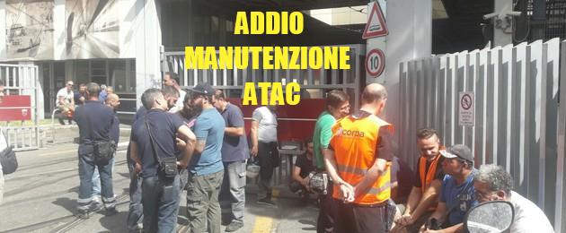 Autobus dell atac senza manutenzione lavoratori mandati a for Piano casa lazio proroga 2018
