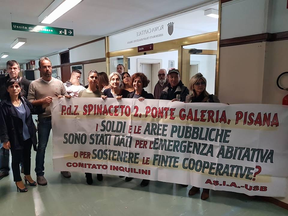 Roma sui piani di zona adesso i crociati della legalit for Piani di aggiunta di suite in legge