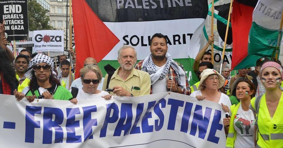 Risultati immagini per corbyn antisemita