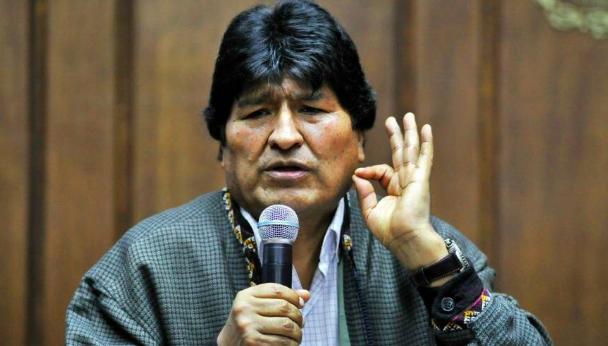 Risultati immagini per morales evo bolivia