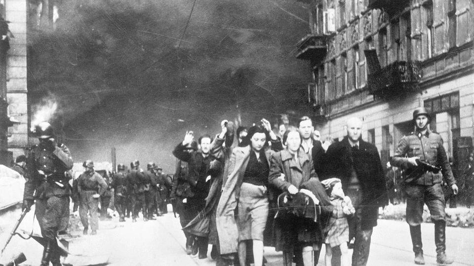 La rivolta nel ghetto di Varsavia | Contropiano